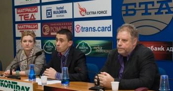 Пресконференция PR Приз 2012