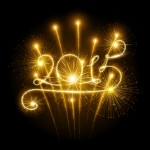 Fireworks-2015-New-Year-text-design