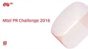 PR Challenge