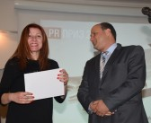 Нели Бенова стана почетен член на БДВО
