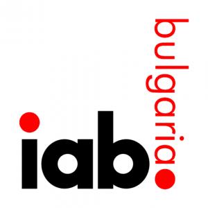 iab logo white