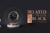 Belated is the new black-FB event cover